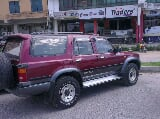 Photo Toyota surf 1994 red color for sale -...