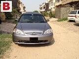 Photo Islamabad Registered Honda Civic Vti Oriel 2003