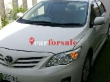 Photo Toyota Corolla Altis Automatic 1.6 2013