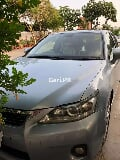 Photo Lexus CT200h 2011 for Sale in Karachi