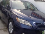Photo Toyota Camry 2006 blue color for sale - Lahore,...