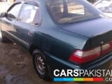 Photo 2001 Bottle Green Toyota Corolla - For Sale in...