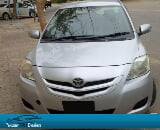Photo Used Toyota Belta - Car for Sale from Mifshal...