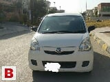 Photo Daihatsu Mira 2008 Manual