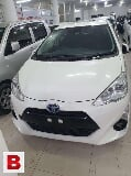 Photo Toyota Aqua S 2016 hasil kren asan monthly...