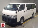 Photo Toyota Hiace on easy installment
