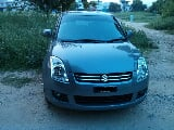 Photo Suzuki Swift DLX 2012 grey color for sale -...
