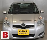 Photo Toyota Vitz F Limited 1.0 2011