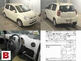 Photo Toyota Passo Imported