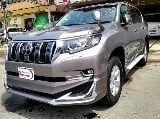 Photo Used TOYOTA Land Cruiser Prado TX 2018