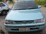 Photo Toyota corola blue color 1999 mint condition...