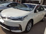 Photo Toyota Corolla GLi Automatic 1.3 VVTi 2017