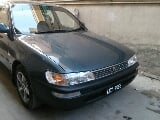 Photo TOYOTA COROLLA 1994 green color for sale -...