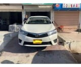 Photo Toyota Corolla GLI 2015 AUTOMATIC White Colour...