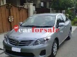Photo Toyota Corolla 2012