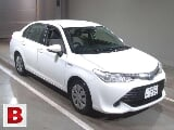 Photo Jpy b/l price toyota corolla axio model-hybrid...