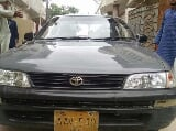 Photo Toyota indus corolla VIP condition