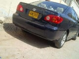 Photo Toyota Corolla SE Saloon 2004 (Automatic) for...