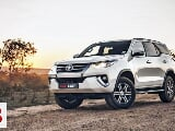 Photo Toyota Fortuner available on 20% down payment