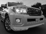 Photo Used toyota land cruiser zx 2012