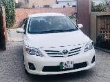 Photo Used toyota corolla 2013
