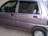 Photo Daihatsu Cuore CX Eco 2001