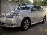 Photo Toyota Corolla ALTIS 2008 VVTI 1.8 white color...