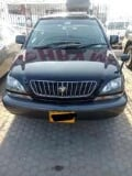 Photo Toyota Harrier 1999