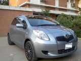 Photo Toyota Vitz