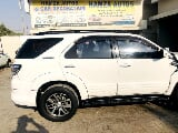 Photo Toyota Fortuner TRD Sportivo 2016