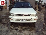 Photo FAMILY car 1988 92 qotato YOyta COROLLA