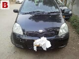 Photo Toyota vitz 2003model register 06
