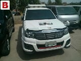 Photo Toyota hilux champ