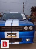 Photo Blue Beast Mark 2 modified in Dodge