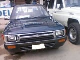 Photo Toyota Hilux Double Cab 1989