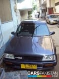Photo 1984 Blue Daihatsu Charade - For Sale in Karachi