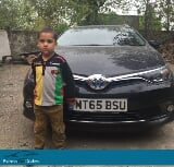 Photo Used Toyota Allion - Car for Sale from Tariq...