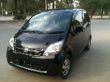 Photo Daihatsu Move 2007 black color for sale -...