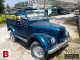 Photo Russian Jeep JAZ1 lahore registered