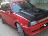 Photo TOYOTA STARLET 1986