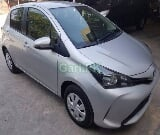 Photo Toyota Vitz F 1.0 2014 for Sale in Karachi