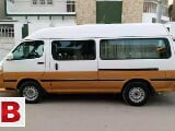 Photo Golden dragon Hiace model 2014 on easy installment