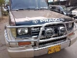 Photo Toyota Prado 1992 for Sale in Islamabad