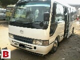 Photo Toyota Coaster 1995 Saloon
