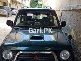 Photo Mitsubishi Pajero Mini 1995 for Sale in Karachi