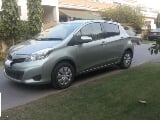 Photo Toyota Vitz 2013 1.0 Silver 4 Grade