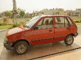 Photo Used Suzuki Mehran VX 1996 for sale in Lahore