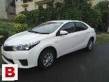 Photo Toyota corolla xli 2008 on easy installment
