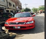 Photo Mitsubishi Lancer GLX 1.3 2005 for Sale in Karachi