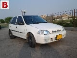 Photo Suzuki Cultus 2010 VXRi - EFI - CNG: White Colour
